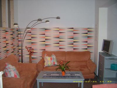 Photo for Modern apartment to feel good, good city location, 5 min. the tourist center