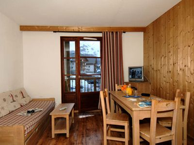 Photo for Residence Odalys L'Orée des Pistes - 2 Rooms 6 People