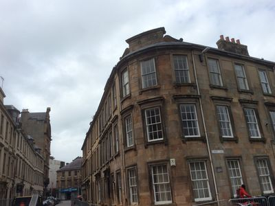 Photo for Fantastic, 2 bedroom apartment in Forbes Place Glasgow paisley  town centre