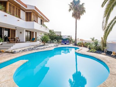 Photo for This 1-bedroom villa for up to 3 guests is located in Tenerife and has a private swimming pool and W