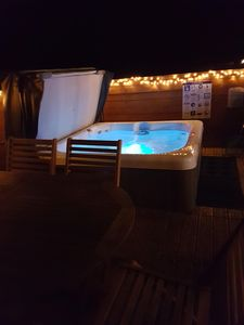 Photo for Private Hot Tub and Complimentary WiFi