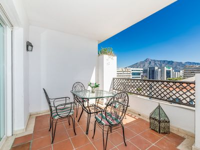 Photo for Exclusive 2 BDR in prime location in Puerto Banus