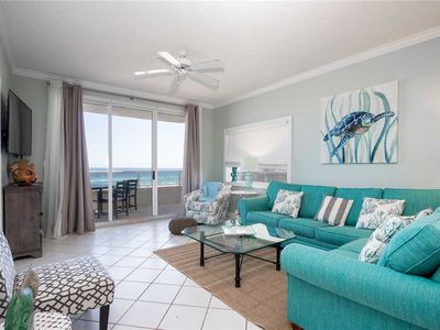 Photo for The Enclave 307 | Corner Unit | Gulf Front | Liquid Life