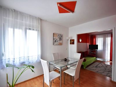 Photo for Apartment Fortuna with pool A3 2+2 pax Zadar Diklo