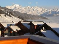 A beautiful location and traditional Alpine apartment