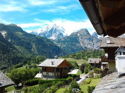 Photo for Tour du Mont Blanc! Holidays near Courmayeur.