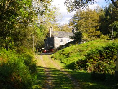Photo for Wilderness  Retreat but close to the coast.