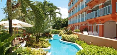 Photo for Villas on the Beach 102 - Villas on the Beach 102 | Ocean Front | 24/7 Concierge Included