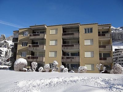 Photo for Apartment Alpenstrasse 621 in Engelberg - 4 persons, 2 bedrooms