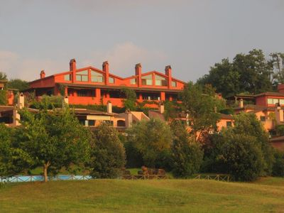 Photo for Amazing property in a private golf community, in the countryside near Rome