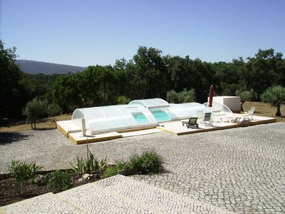 Photo for S. Cottage Vicente-3 in 1, historical tourism, religious and naturist stay