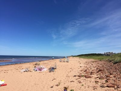 Photo for Ocean Side 3 Bedroom North Shore Cottage in PEI