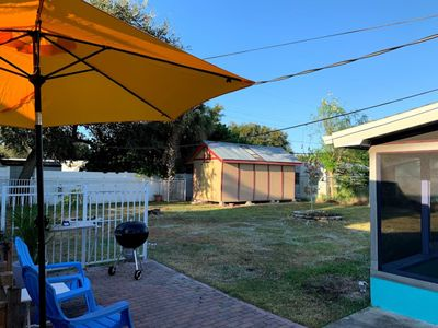 Photo for PRIVATE BEACH HOUSE! Rare GREEN SPACE and YARD! LOW Introductory Prices!