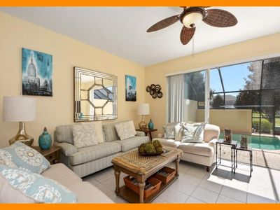 Photo for Windsor Hills Resort 17 - Premium townhouse with private pool near Disney