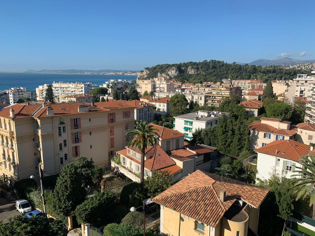 Club Nautique De Nice stunning mediterranean view in charming, private neighborhood - mont boron