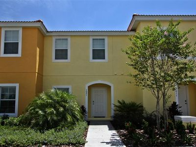Photo for Luxury on a budget - Bella Vida Resort - Feature Packed Cozy 3 Beds 2.5 Baths Townhome - 7 Miles To Disney
