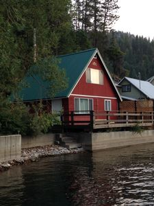 Photo for Deer Lake Level Waterfront Cabin