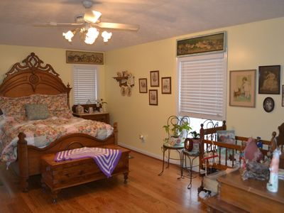 Photo for Garden Room in Paradise Bed and Breakfast on Lake Martin