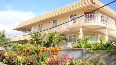Photo for Apartment with magnificent sea / mountain views, quiet and relaxing location.