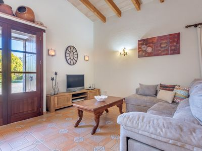 Photo for Air-Conditioned Country House with Pool, Wi-Fi, Garden and Terraces; Parking Available