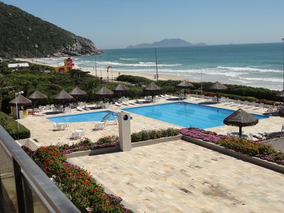 Photo for Oceanfront Triplex, pool, Wi Fi internet, concierge and 24h security
