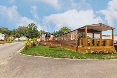 Luxury lodge in Norfolk, perfect couples retreats.