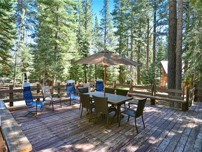 Photo for Rossi's Vacation Rental - Great Tahoe Donner Location - Plenty of room!