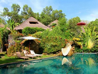 Photo for 2 Bedroom Eco Family Villa in Karangasem
