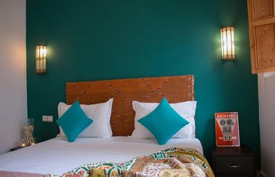Photo for Double Room, Rad Lamzia in the heart of Marrakech