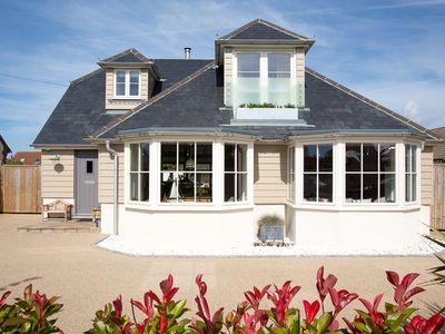 Photo for Stunning Coastal home only 2min walk to Beach at Wittering, 10min walk to shops