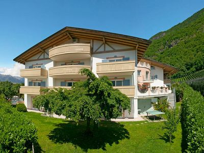 Photo for Apartment Res.-Hotel Graf Volkmar  in Burgstall, South Tyrol / Alto Adige - 4 persons, 1 bedroom