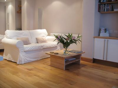 Photo for Spacious 2-Bed Self-Catering Studio, Cheltenham Town
