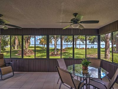 Photo for Charming Waterfront Home in Frostproof w/Lake View