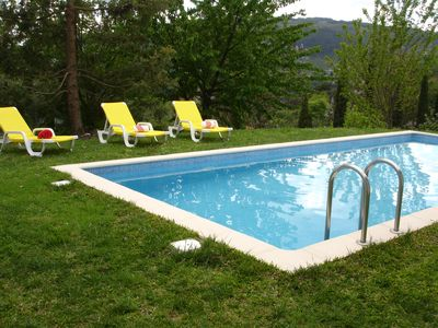 Photo for Beautiful house with private swimming pool near Douro Valley
