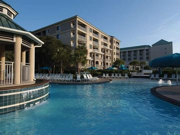 Marriott's Barony Beach Club (Hilton Head Island, South Carolina, Vereinigte Staaten)