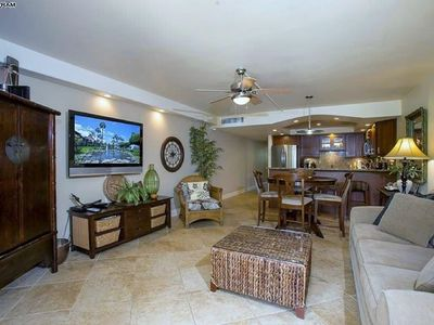 Photo for Kamaole Sands - Upgraded 1Br/2Ba - Ground Floor - Central Air