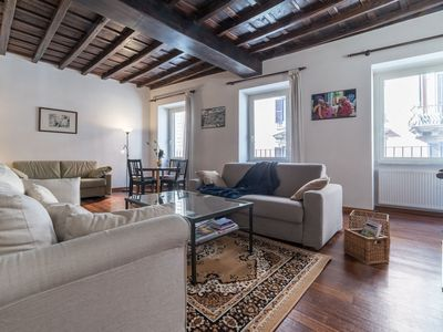 Photo for Spanish Steps 6 Pax Apartment