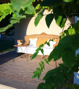 Photo for Tuscan farmhouse, renovated, completely independent. Immersed in the countryside