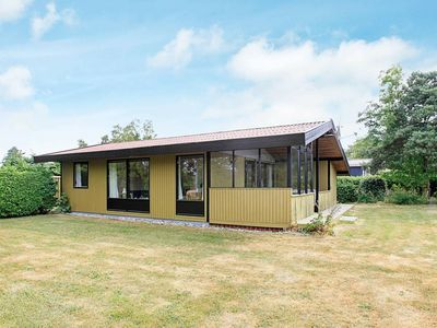 Photo for Modern Holiday Home near Skibby with terrace