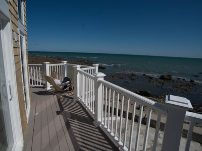 Photo for 1st class Ocean front property completely renovated top to bottom