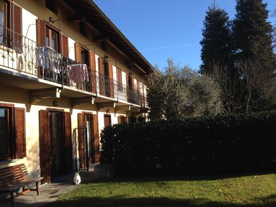 Photo for Fully renovated farm-house close to lake Maggiore