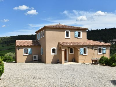 Photo for Stunning Villa in Montbrun-des-Corbières with Private Pool
