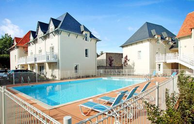Photo for Apartment Domaine des Dunettes  in Cabourg, Normandy / Normandie - 4 persons, 1 bedroom