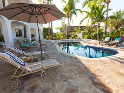 Photo for 4BR VILLA w/ HEATED POOL IN GATED COMMUNITY $425.00 per night