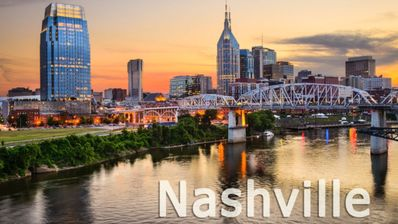 Welcome to the Beautiful City of Nashville.