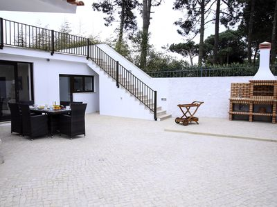 Photo for 4 bedroom villa with private pool, near Obidos Lagoon