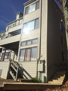 Photo for Best Location! Ski In / Ski Out - 1st Floor- Slopeside Dobie Condo; WIFI