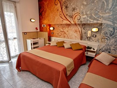 Photo for 2BR Apartment Vacation Rental in Cattolica, Emilia-Romagna