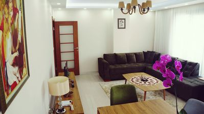Photo for Decent and cozy apartment in Istanbul. Free wifi.