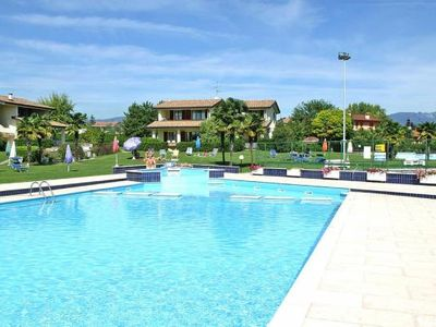 Photo for Residence Primera, Moniga del Garda  in Westlicher Gardasee - 6 persons, 2 bedrooms